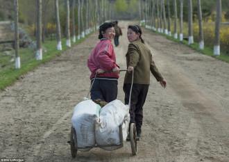 Hình ảnh chân thật về cuộc sống ở ngôi làng du lịch Triều Tiên
