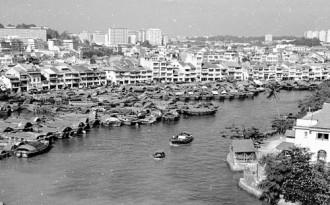 Hình ảnh Singapore, quá khứ và hiện tại