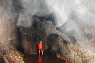 Hoàn tất thám hiểm hang dài 5 km ở Quảng Bình