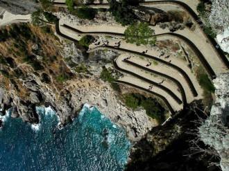 La Via Krupp, con đường đá nghệ thuật nổi tiếng thế giới