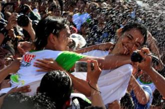 Lễ hội hôn ở Bali