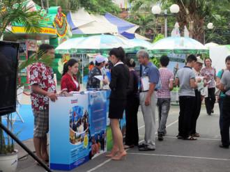 Nhiều hoạt động đặc sắc của Vietravel tại Ngày hội Du lịch