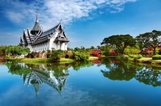 Những lý do khiến du lịch Thái Lan thu hút khách