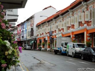 Phố đèn đỏ ở Singapore lột xác thành khu phố lịch lãm