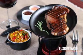 Thưởng thức thịt bò Mỹ tại Sài Gòn