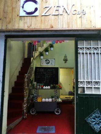 Zen Cafe, không gian thiền tĩnh lặng giữa lòng Hà Nội