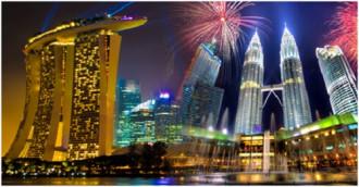 3 điểm đặc biệt của tour Singapore - Malaysia 6 ngày