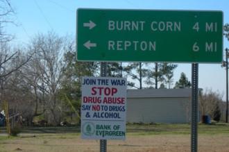 Các địa danh có tên hài hước ở Mỹ
