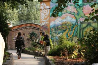 Christiania, nơi cuộc sống đầy sự ngẫu hứng