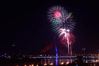 Đà Nẵng tăng an ninh cho lễ hội pháo hoa