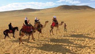 Hành trình giữa 'chảo lửa' Sahara huyền bí