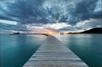 Hòn đảo của những người cao kều ở Caribbean