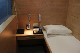 Hộp ngủ ở sân bay Nội Bài giảm giá