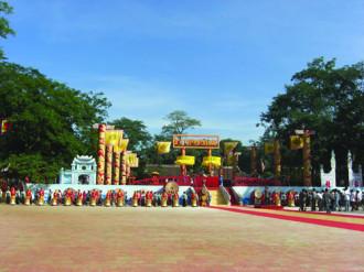 Khám phá vùng đất Lam Kinh