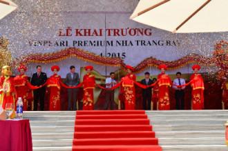 Khu nghỉ dưỡng cao cấp Vinpearl Premium Nha Trang Bay
