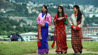 Nghĩ về cái chết - cách tận hưởng niềm vui ở Bhutan