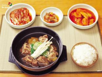 Những món ăn đầy tính nghệ thuật Hàn Quốc