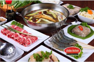 Tiệc lẩu, nướng phong cách Nhật tại Shabu Kichoo