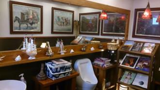 Toilet công cộng sạch như khách sạn 5 sao ở Philippines