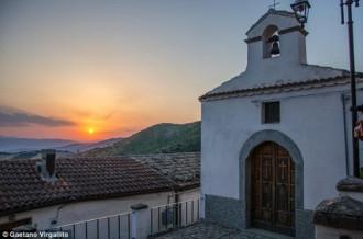 Colobraro, thị trấn bị quỷ ám và không ai dám gọi tên ở Ý