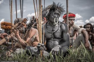 Dani, bộ lạc nguyên thủy còn sót lại của thế giới loài người