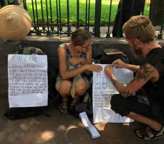 Dậy sóng nghi án khách du lịch nước ngoài bị cướp tại Hà Nội