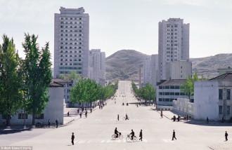 Du lịch Triều Tiên, điểm đến an toàn trên thế giới