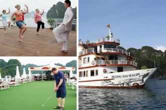 Du thuyền Hạ Long - xu hướng du lịch biển 2015