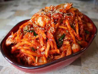 Món ăn không thể thiếu trong các bộ phim Hàn