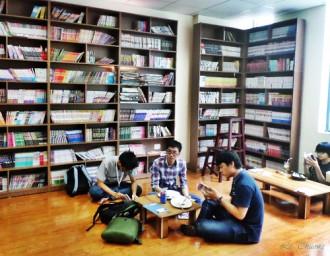 Quán cà phê cho người mê truyện tranh Nhật Bản ở Hà Nội