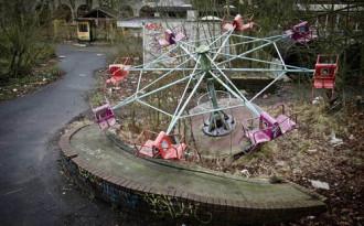 Thảm kịch phía sau những công viên bị bỏ hoang