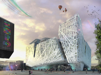 Tham quan triển lãm kiến trúc thế giới tại Expo Milano 2015