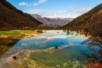 """Cảnh đẹp ngỡ """"thiên đường nơi hạ giới"""" ở Tứ Xuyên, Trung Quốc"""