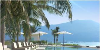 Chiêm ngưỡng Đà Nẵng từ khách sạn hướng biển