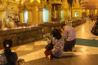 Đất nước Myanmar – Nơi thời gian lùi lại