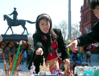 Du khách Tây giảm mạnh, Nga 'mời gọi' khách Trung Quốc