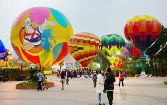 Du ngoạn miễn phí Nhật Bản, Hàn Quốc, Hong Kong
