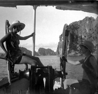 Emeraude - vẻ tao nhã của thế kỷ 19 trên vịnh Hạ Long