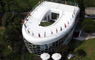 Nhà riêng thành công viên toilet ở Hàn Quốc