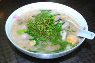 Những món cháo chống đói ở Sài Gòn