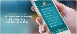 Quản lý dễ dàng với ứng dụng Vietnam Airlines