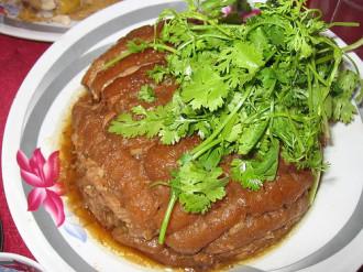 Xôi trắng khâu nhục, món ăn của người xứ Lạng