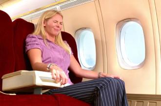 10 điều những người sợ máy bay đã chán nghe