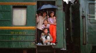Chuyến tàu hỏa khám phá Triều Tiên