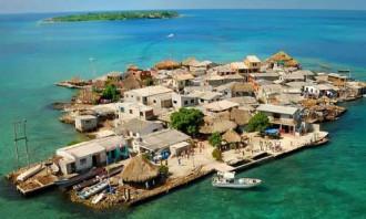 Cuộc sống nơi hòn đảo chật chội nhất thế giới