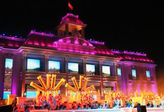 Hàng chục nghìn người tham dự khai mạc Festival biển Nha Trang