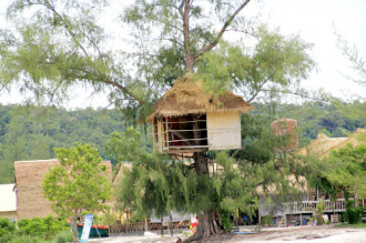 Hành trình 6 ngày rong ruổi Sihanoukville bằng xe máy chỉ tốn... 3 triệu đồng