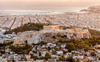 Hy Lạp tính bán di tích cổ để trả nợ