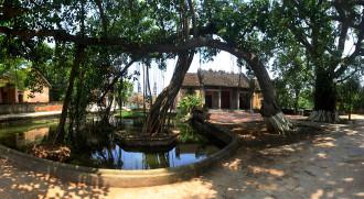 Làng cổ 200 năm gần Hà Nội