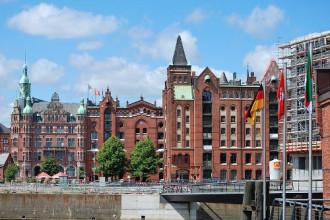 Nhà kho cổ ở Đức trở thành di sản thế giới